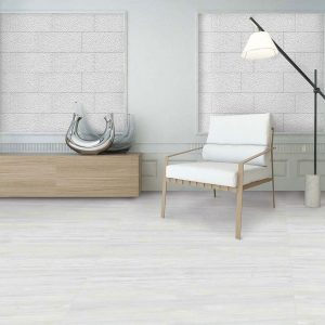Tabula 10 tabula blanco porcelain rectified tile project pic