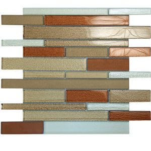 Anora Brown Glass Mosaic 1 anora brown glass mosaic