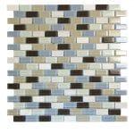 Basic Cross Beige Glass Mosaic 2 basic cross beige glass mosaic