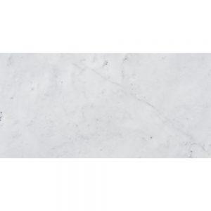 "Bianco Carrara 6""x12"" Marble Tile 2 bianco carrara 6x12 marble tile"