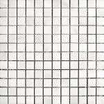 white-carrara-1×1-marble-mosaic