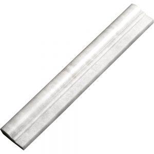 White Carrara Ogee Marble Molding 24 white carrara ogee marble molding