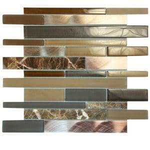 Eternital Emperador Mixed Mosaic 16 eternital emperador mixed mosaic
