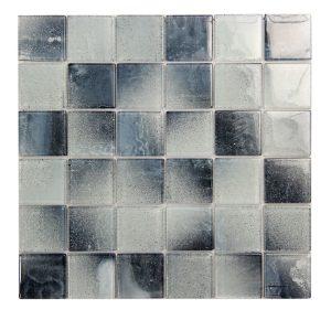 "Extant Sky 2""X2"" Glass Mosaic 20 extant sky 2x2 glass mosaic"